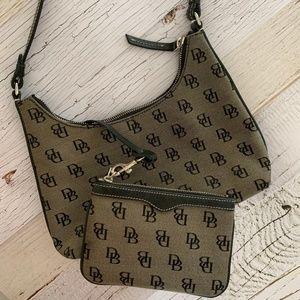 DOONEY & BOURKE Hobo Mini Bag & Coin Wallet